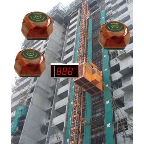 Chuông gọi lồng vận thang cho tòa nhà đang xây dựng C100-S101, đại lý, phân phối,mua bán, lắp đặt giá rẻ