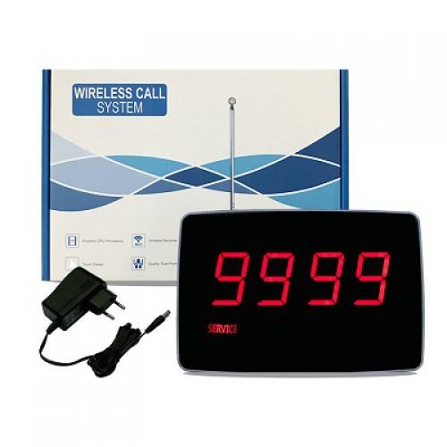 Màn hiển thị chuông gọi phục vụ không dây KA-S5000, đại lý, phân phối,mua bán, lắp đặt giá rẻ