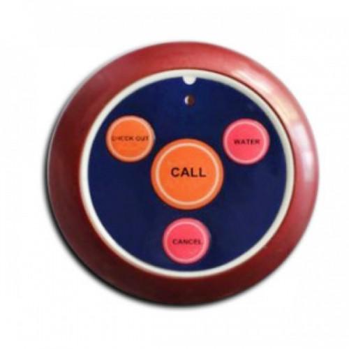 Nút chuông gọi phục vụ không dây TR-C200, đại lý, phân phối,mua bán, lắp đặt giá rẻ