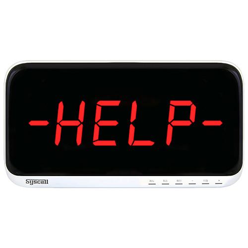 Màn hiển thị chuông gọi phục vụ SR-A610, đại lý, phân phối,mua bán, lắp đặt giá rẻ